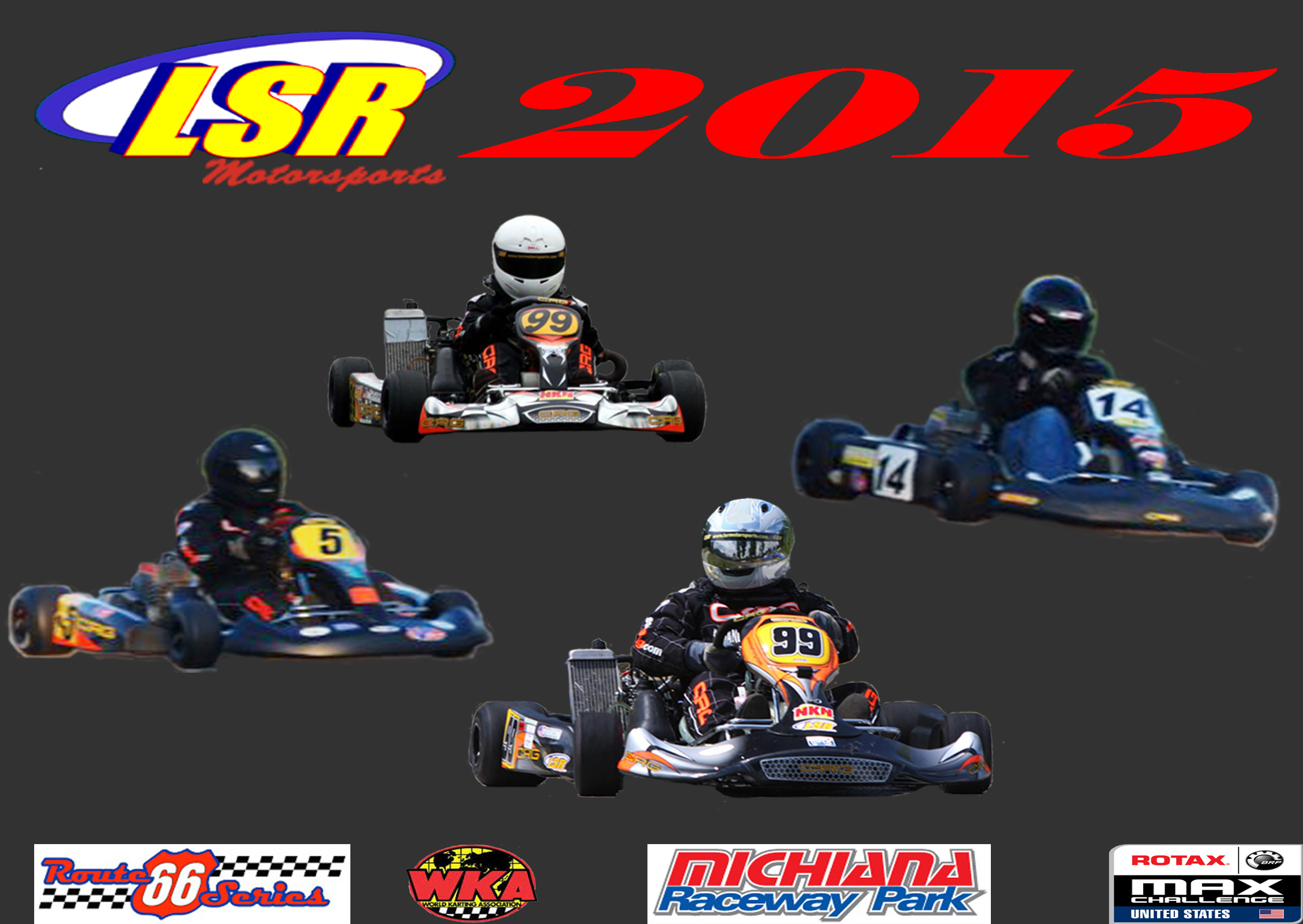 LSR Motorsports supports the sport!